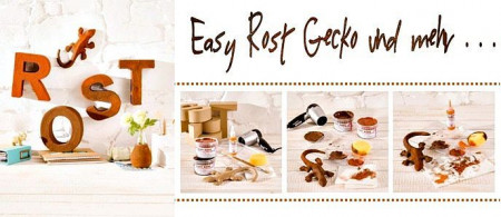 Easy Rost Gecko