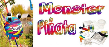 Monster-Piñata