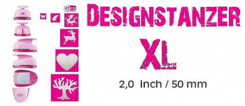 Designstanzer XL - 2,0  inch / 50 mm