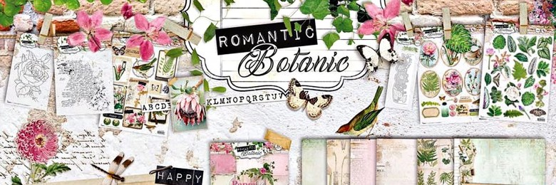 Studio Light Romantic Botanic