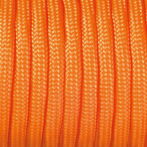 Paracord, 4 mm x 50 m, orange