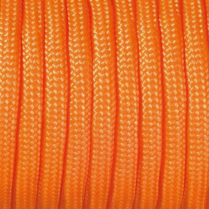 Paracord, 2 mm x 4 m, 1 Stück orange