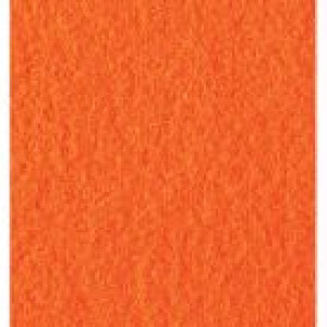 Filzplatte, 100% Polyester, 70 x 45 cm x 4, 0 mm, 600 g/m², orange
