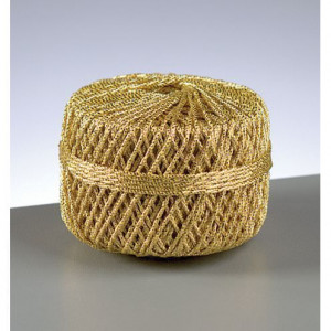 Cordonnet, 1 mm, 20 m, gold