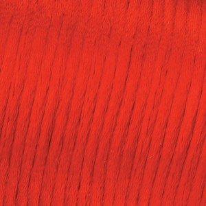 Flechtkordel Satin, 1.0 mm / 6 m, rot