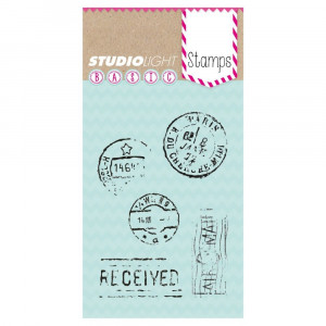 Stempel Clear, BASIC, A7 / 74 x 105 mm, 5 - teilig, transparent 174
