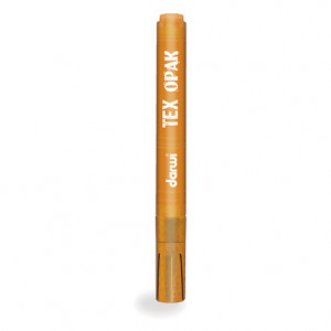 TEX OPAK Marker, 145 x 13 x 13 mm,6 ml,orange
