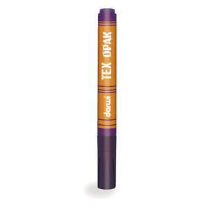 TEX OPAK Marker, 145 x 13 x 13 mm, 6 ml, violett
