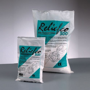 Reliefco 300, 25 kg, weiss