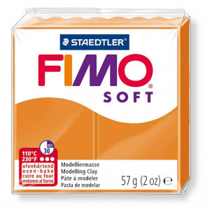 Fimo ® Soft 57g, sunny orange
