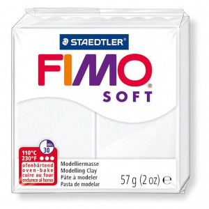 Fimo ® Soft 57 g, weiss