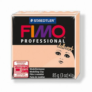 Fimo® Professional Doll Art, 85 g, cameo