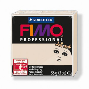 Fimo® Professional Doll Art, 85 g, beige