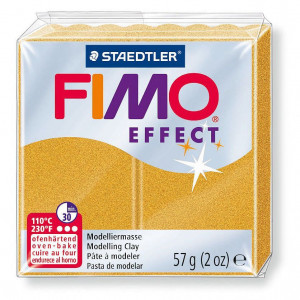 Fimo ® Effect 57 g, metallic - gold