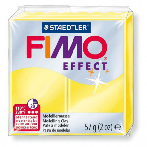 Fimo ® Effect 57 g, transparent - gelb