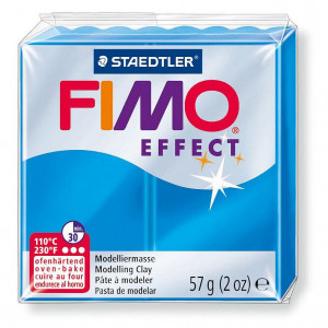 Fimo ® Effect 56 g, transparent - blau