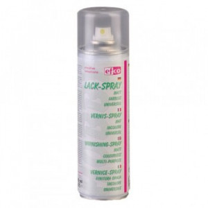 Hobby-Lackspray 300 ml, farblos matt
