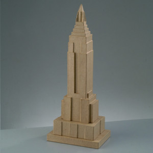 PappArt, Empire State Building, 14, 7 x 12 x 42, 5 cm