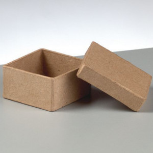Box mini, Quadrat, 5 x 5 x 2.5 cm