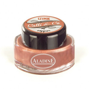 IZINK Calli & Co, Calligraphie Tinte, 15 ml, copper