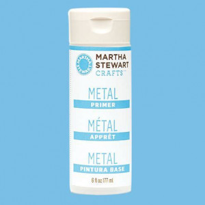 Martha Stewart Primer, Metall, 177 ml