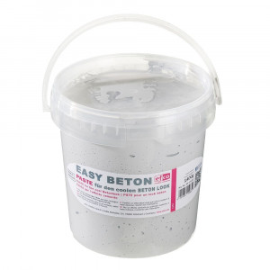 Easy Beton Paste, 1,4 kg, grau
