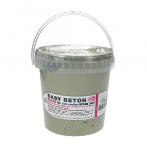 Easy Beton Paste, 1,4 kg, zementgrau