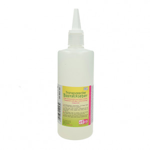 Transparenter Bastelkleber, 200 ml
