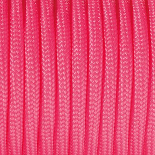 Paracord, 2 mm x 50 m, fuchsia