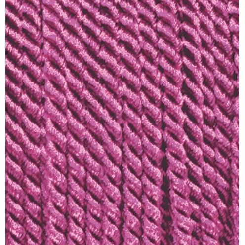 Kordel-Viscose, 4 mm, 25 m, fuchsia