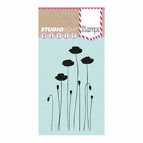 Stempel Clear, BASIC, A7 / 74 x 105 mm, 1 - teilig, transparent 279