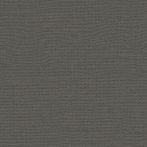 My Colors Cardstock, Canvas 5101016, 30,6 x 30,6 cm / 12 x 12 Inch, 216 g/m², Cloak Grey, 2 BOGEN IM SET