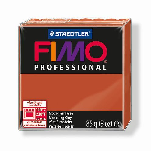 Fimo® Professional, 85 g, terracotta