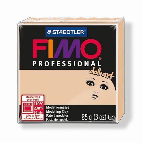Fimo® Professional Doll Art, 85 g, sand