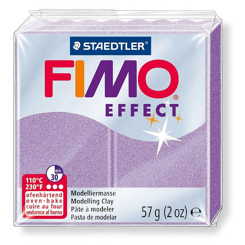 Fimo® Effect, 57g, pearl lilac