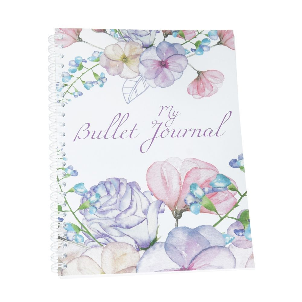 My Bullet Journal, A5, 96 Seiten, bunt