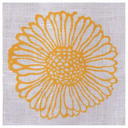 Fabric Creations™ Stempel, Medium Vintage Daisy