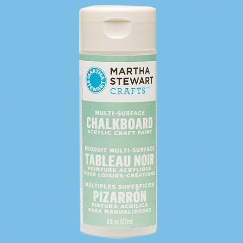 Martha Stewart Special Effects, Tafelmalfarbe Acryl, 177 ml, grün
