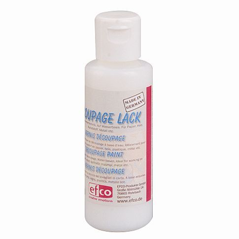 Decoupage-Lack 50 ml