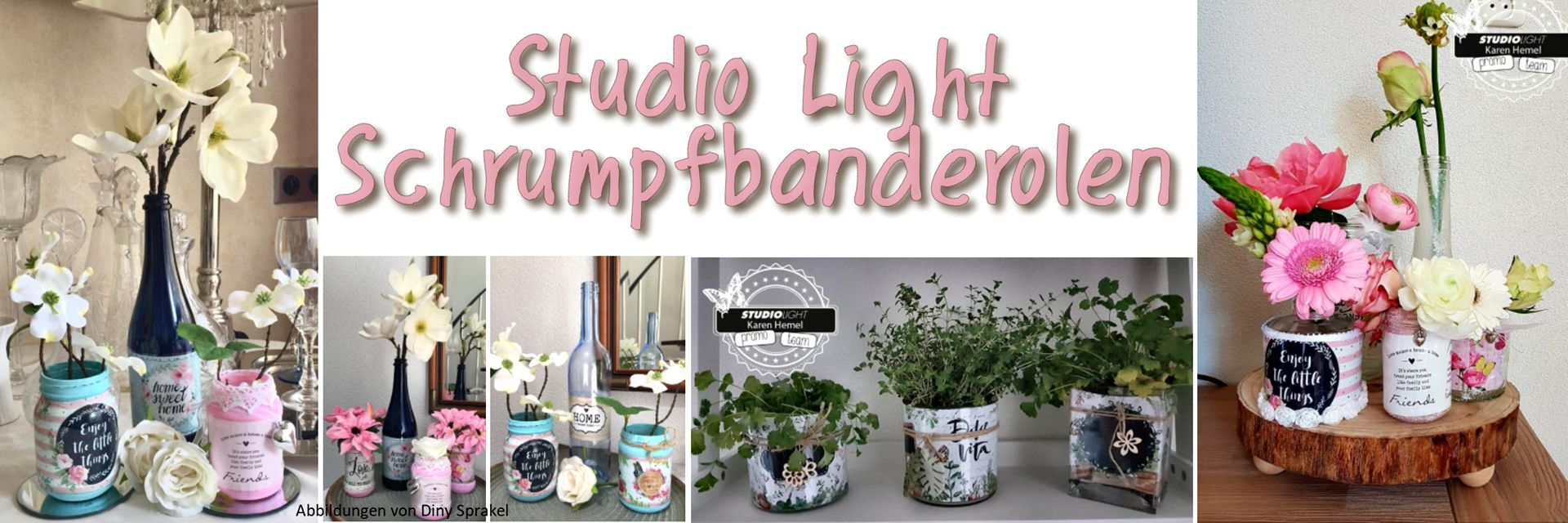 Studio Light Schrumpfbanderolen