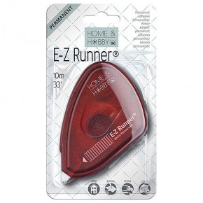 Home & Hobby by 3L, E-Z Runner® permanent, 9 mm x 10 m,
