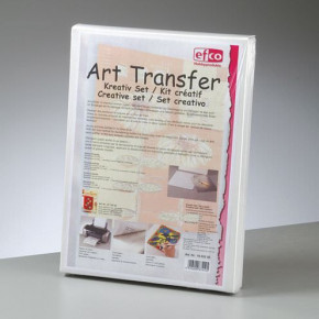 Art Transfer Set, , 52 - teilig,
