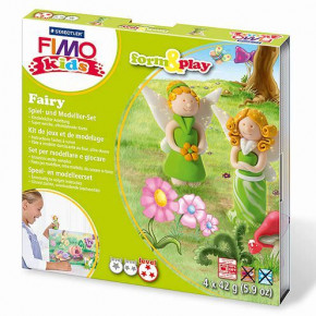 Fimo® Kids form & play, Fairy, 7 - teilig,