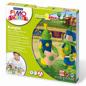 Fimo® Kids form & play, Knight, 7 - teilig,