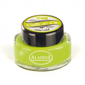IZINK Calli & Co, Calligraphie Tinte, 15 ml, emerald