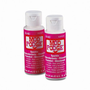 Mod Podge, glitzernd, 59 ml.