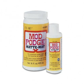 Mod Podge, matt, 473 ml.
