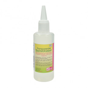 Transparenter Bastelkleber, 100 ml